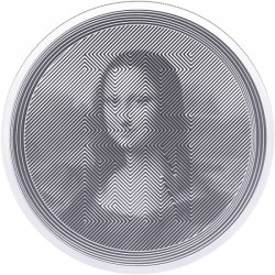 Icon 1 unce 2021 - Stříbrná investiční mince
